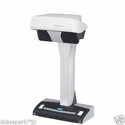 Fujitsu ScanSnap SV600 FI-SV600A Document Scanner Overhead from Japan NEW!!