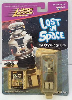 Johnny Lightning Lost in Space The Classic Series Robot B-9 Clip #26 NEW MINT