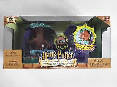 Harry Potter WHomPING WILLOW PLAYSET MIB World of Hogwarts Electronic School NIB