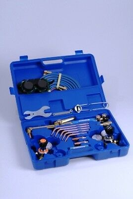 oxy lpg brazing and soldering kit welding supply