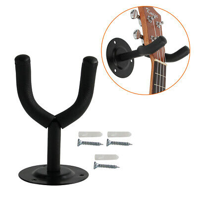 Kmise Guitar Hook Hanger Holder Wall Mount Stand Rack for Bass Electric Guitar
