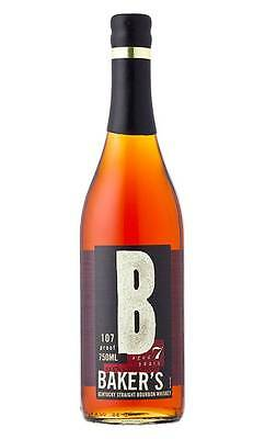 Baker's 7YO Bourbon Whiskey (750ml)