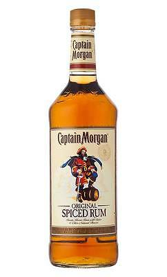 Captain Morgan Original Spiced Rum (1 Litre)