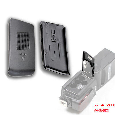 Yongnuo Battery Door Cover for Flash Speedlite Unit YN-568EX YN-568EXII Canon