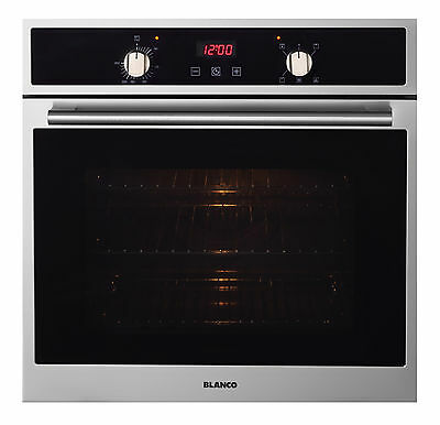 NEW Blanco 60cm Electric Wall Oven BOSE665X