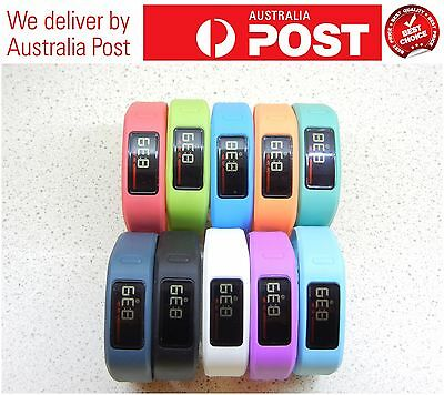 Garmin Vivofit Bluetooth Fitness Band Watch 10 Colors Available