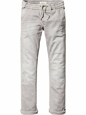 Scotch Shrunk boys washed jogger/trousers age 8