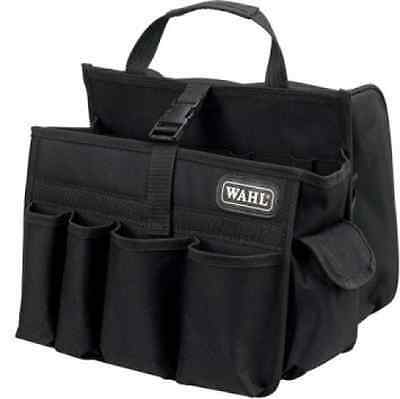 Wahl Tool Carry Hairdressing Equipment Bag Black Health & Beauty New Free P&P