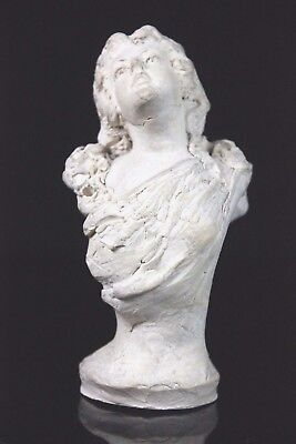 Rare Charles Noke Signed  Sculpture Bust Pre Royal Doulton C.1880's
