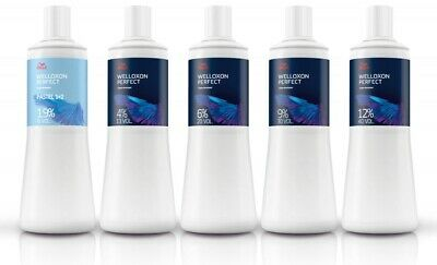 WELLA WELLOXON PERFECT DEVELOPER 1000ml (FREE 48 Hr TRACKED DELIVERY)