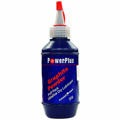 Power Plus Graphite Powder Lubricant - 35g