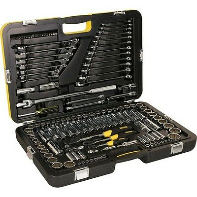 Stanley Tool Kit - 132 Piece