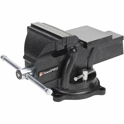 SCA Bench Vice, Swivel Cast - 100mm