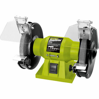 Rockwell ShopSeries Bench Grinder - 125mm, 150W