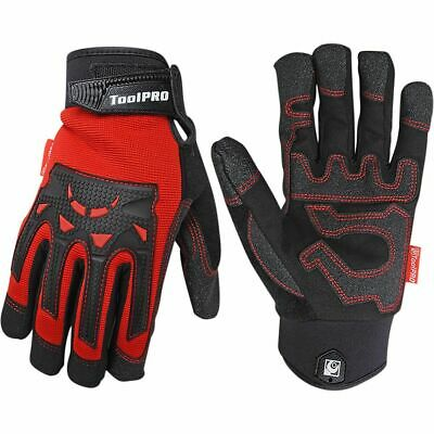 SCA Work Gloves - Mechanics, Large