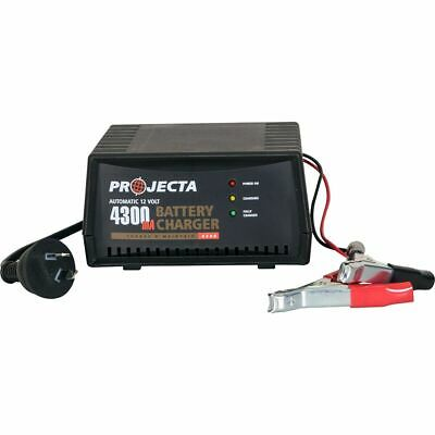 Projecta Battery Charger - 12 Volt, 4300mA