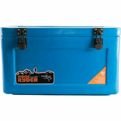 Ridge Ryder by Evakool Ice Box - Blue, 47 Litre
