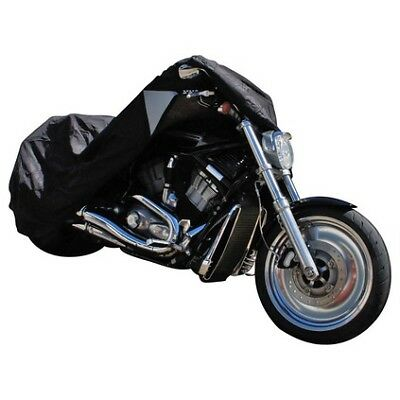 CoverALL Motorcycle Cover - Gold Protection, Suits 750-1500cc