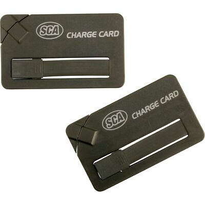 SCA Charge Card for Lightning