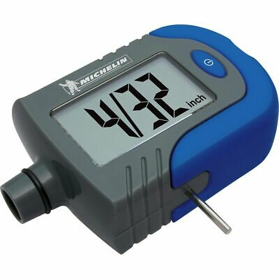 Michelin Digital Tyre Gauge w / Depth Gauge