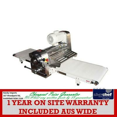 FED COMMERCIAL Bench COUNTER Dough Sheeter BAKERS SINGLE PHASE FOLDABLE JDR-520B