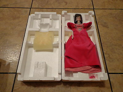 1990 Mattel--Sophisticated Lady 1965--Porcelain Barbie Doll (New)Limited Edition