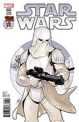 Star Wars 23 Rare Mile High Terry Dodson Variant Nm
