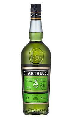 Chartreuse Green French Herbal Liqueur 700ml