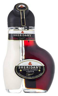 Sheridan's Coffee Layered Liqueur 500ml