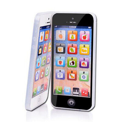 Baby Learning Toys YPhone Music Mobile Phone Educational Toy Gift + USB Cable