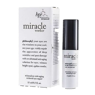 Philosophy Miracle Worker Miraculous Anti-Aging Retinoid Eye Repair 15ml