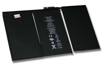TABLET PC AKKU BATTERIE 6500mAh für APPLE Ipad 2 616-0561 6160561
