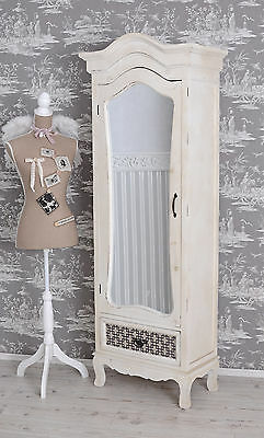 Cupboard Country Style Cabinet Country White Antique Wardrobe