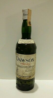 Whisky Dawson Special 75cl
