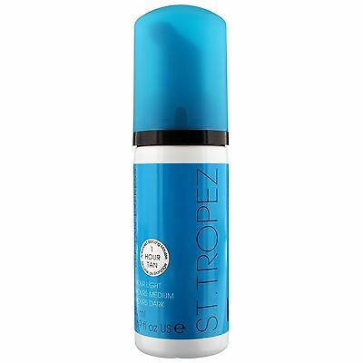 St Tropez Self Tan Express Bronzing Mousse 50ml for her BRAND NEW