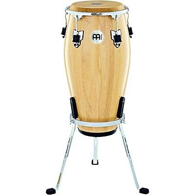 """Meinl Marathon Exclusive Series 11 3/4"""" Conga with Stand 11 in. Chrome Plated"""