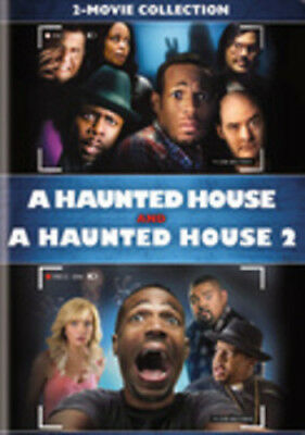 A Haunted House / A Haunted House 2 [New DVD] Snap Case