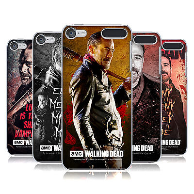 OFFICIAL AMC THE WALKING DEAD NEGAN HARD BACK CASE FOR APPLE iPOD TOUCH MP3