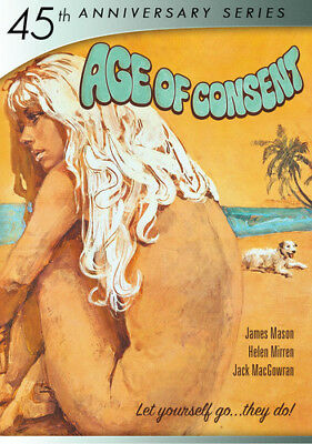 Age of Consent [New DVD] Anniversary Edition