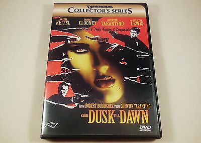 From dusk till dawn (dvd, 2000, 2-disc set, special edition) | ebay.