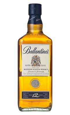 Ballantine's 12YO Scotch Whisky 700ml