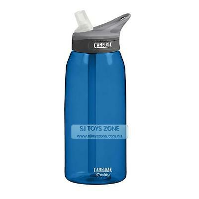 CamelBak Eddy1 L Everyday Water Bottle Spill Proof Easy to Carry - Oxford