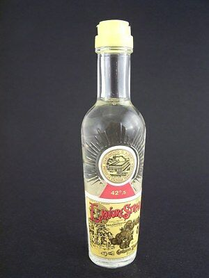 Miniature circa 1986 LIQUORE STREGA Isle of Wine