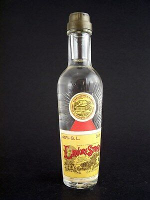 Miniature circa 1979 LIQUORE STREGA Isle of Wine