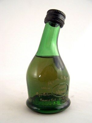 Miniature circa 1979 SAINT-VIVANT ARMAGNAC Isle of Wine