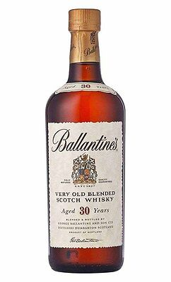 Ballantine's 30YO Scotch Whisky 700ml (Boxed)