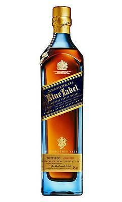 Johnnie Walker Blue Label Scotch Whisky 1 Litre (Boxed)