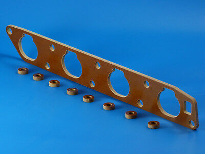 5mm Phenolic Intake Manifold Spacer for Vauxhall VX220 Opel Speedster Z20LET