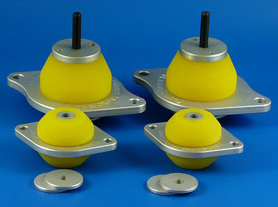 Engine and gearbox mounts for Audi 80 90 S2 RS2 20V Turbo Coupe quattro 5speed