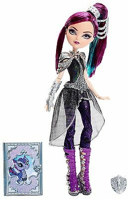 Ever After High Dragon Games Doll - Raven Queen - DHF34 - New